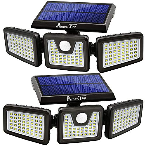 Solar Lights Outdoor AmeriTop