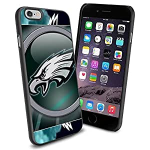 American Football NFL PHILADELPHIA EAGLES, Cool iPhone 6 Case Cover Collector iPhone TPU Rubber Case Black by mcsharks
