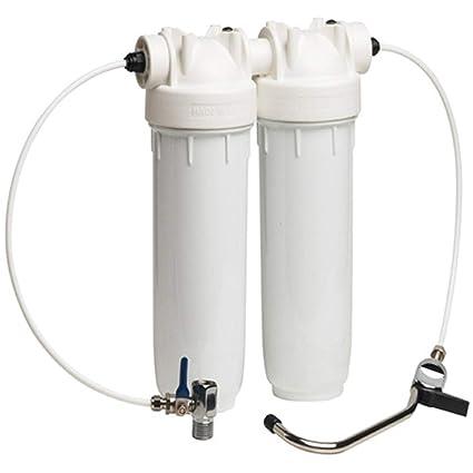purway 2pfa de PLA Agua Potable Cocina Boot Caravan filtro de agua Filtro ósmosis inversa