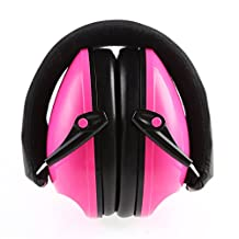 Baby Protection Ear muffle Foldable Headband Ear Defenders Infants Ear Muffs Noise Cancelling Hearing Protection For Children 3~12years