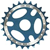 "Big Roc 57CSS127WB Sprocket 25T -Bmx-For 1/2"" x1/8"" Chain -Alloy- Water Blue"