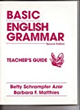 Basic English Grammar, Azar, Betty Schrampfer, 0133683257