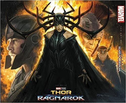 Marvel's Thor: Ragnarok - The Art of the Movie]()