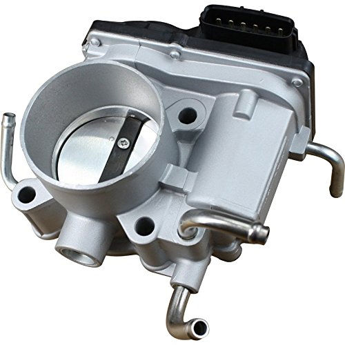 Complete Throttle (Brand New Complete Throttle Body Assembly For 2002-2005 Toyota Camry 2.4L 2AZFE Oem Fit TB37)