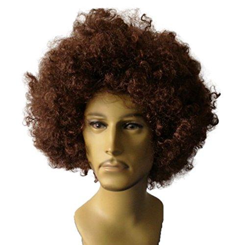 Afro  (80s Music Stars Costumes)