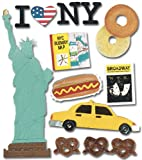 Jolee's Boutique New York Stickers
