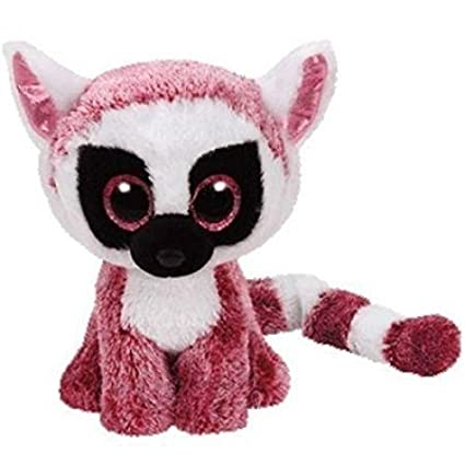 Leeann Lemur Beanie Boo Clip 5 inch - Stuffed Animal by Ty (35029)