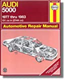 H15025 Haynes Audi 5000 1977-1983 Auto Repair Manual