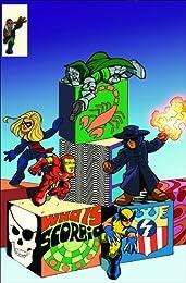 Super Hero Squad: Super Stars
