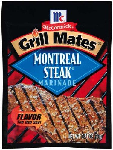 McCormick Grill Mates Montreal Marinade