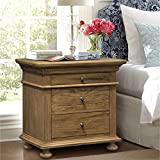 John Boyd Designs Addington Hill 3 Drawer Night Stand