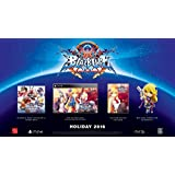 BlazBlue: Central Fiction Limited Edition - PlayStation 4 Limited Edition Edition