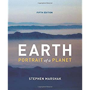 Earth: Portrait of a Planet (Fifth Edition) (Paperback)
