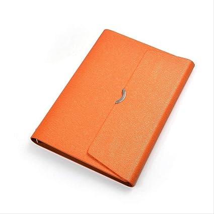 YNIME Cuaderno Cuaderno pequeño A5 Organizador Cuaderno s y ...