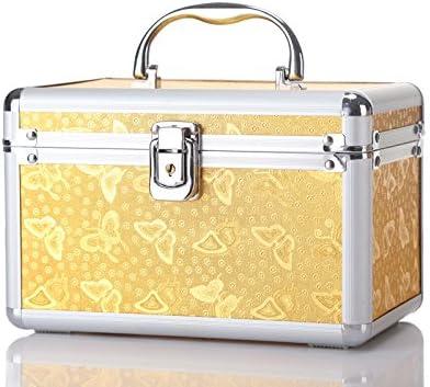 goodygogo estuche de maquillaje, cosméticos organizador caja ...