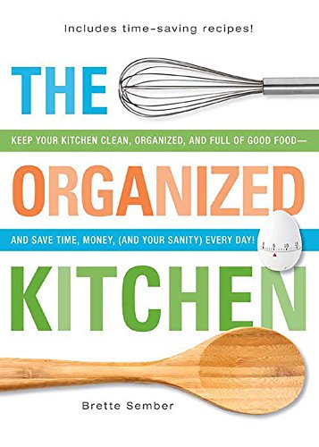 Organized Kitchen Clean Food Sanity ebook product image