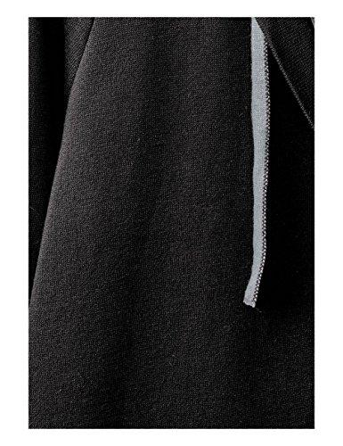 20001 Donna Tone Schwarz Cecil black Cardigan Two fqY5gwtR