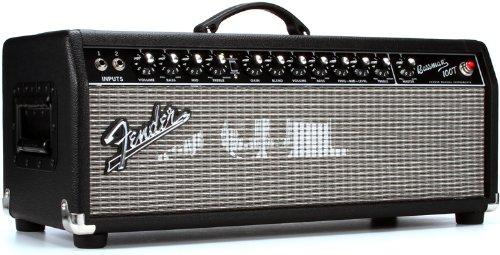 Vintage Fender Bassman - Fender Bassman 100T 100-Watt Tube Bass Amp Head