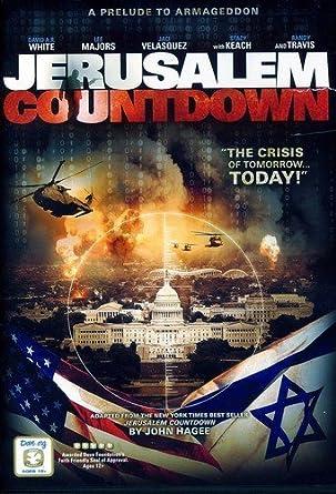 Amazon com: Jerusalem Countdown: David A R  White, Anna Zielinski
