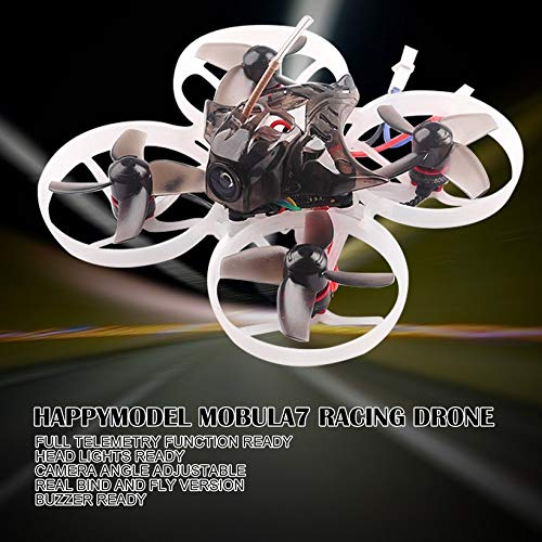 Wikiwand Happymodel Mobula7 75mm 2S Brushless Whoop FPV Racing Drone Standard Version by Wikiwand (Image #2)