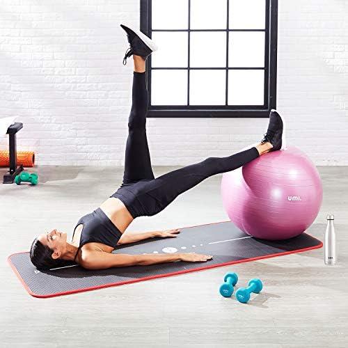 UMI. by Amazon -Colchón para Yoga NBR 21