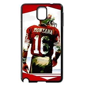 NFL San Francisco 49ers Logo of For SamSung Note 3 Case Cover Phone , Seal 575, San Francisco 49ers For SamSung Note 3 Case Cover Hard Plastic s