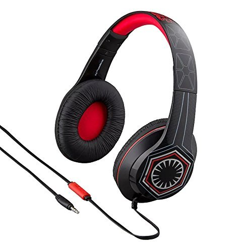 Star Wars The Last Jedi Headphones by iHome (Star Wars Headphones For Kids)