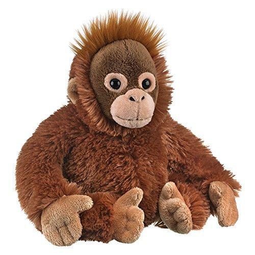 Wildlife Artists Baby Orangutan Plush Toys 10