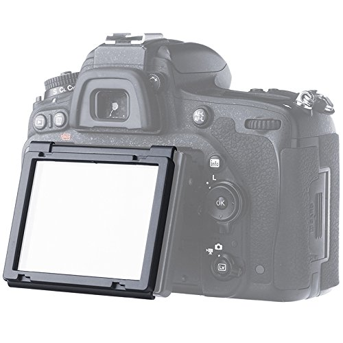 Snap-On LCD Screen Protector (Snap-On LCD Screen Protector, Nikon D750) by STSeeTop