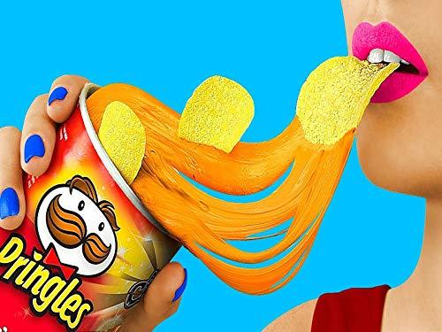 Halloween Cookie Swirl C (9 Slime Pranks)