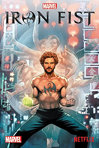 Consider, that The iron fist marvel thought