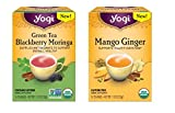 Best Great Value green tea - Yogi Tea New Flavors Combo Pack - Organic Review