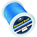 Momoi Diamond Braid Spectra - 600 yd. Spool - 50 lb. - Non-Hollow - Blue