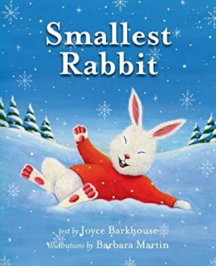 book cover of Smallest Rabbit