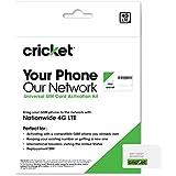 Cricket Wireless Complete Starter Pack: Nano