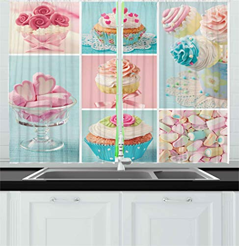 Compare Price To Cupcake Kitchen Curtains Tragerlaw Biz