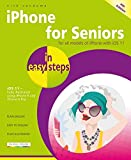 img - for iPhone for Seniors in easy steps: Covers iOS 11 book / textbook / text book