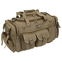 "Mens Large 26"" Duffel Duffle Military Molle Tactical Gear Shoulder Strap Travel Bag"