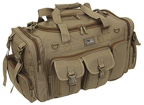 Mens 26 Inch Convertible Tan Backpack Duffel Molle Military Tactical Gear Shoulder Strap Travel Bag -