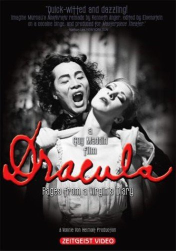 Dracula - Pages from a Virgin's -