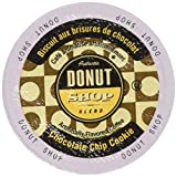 Authentic Donut Shop Blend Chocolate Chip Cookie Single-Cup Coffee for Keurig K-Cup Brewers, 24 Count
