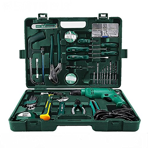 SATA 58 pcs 220V Power tools kit for home use 05156 by Sata