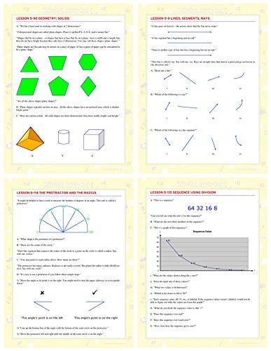 Workbook free printable graph worksheets : Amazon.com: ShillerMath Kit II (4th Grade through Pre-Algebra ...