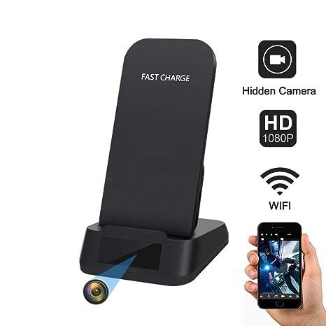 7f1949852fb Spy Camera WiFi Hidden Camera with Wireless Phone  Amazon.co.uk ...