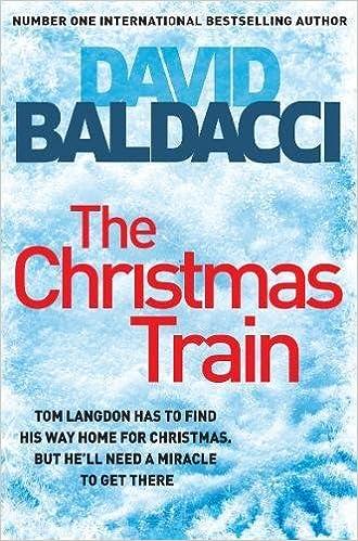 amazoncom the christmas train 9780330412704 david baldacci books - The Christmas Train