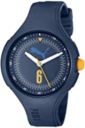 PUMA Women's PU9112010 Wave Analog Display Quartz Watch