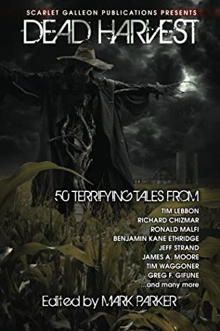 book cover of Dead Harvest