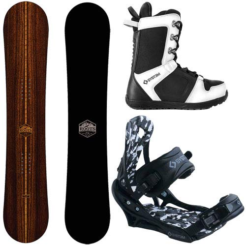 Camp Seven 2020 Roots and APX Complete Snowboard Package