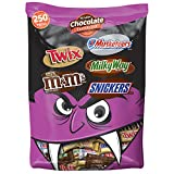 #1: MARS Chocolate Favorites Halloween Candy Bars Variety Mix 96.2-Ounce 250-Piece Bag