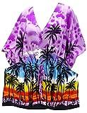 Best La Leela Bottom Covers - LA LEELA Soft fabric Printed Beach Swim Cover Review